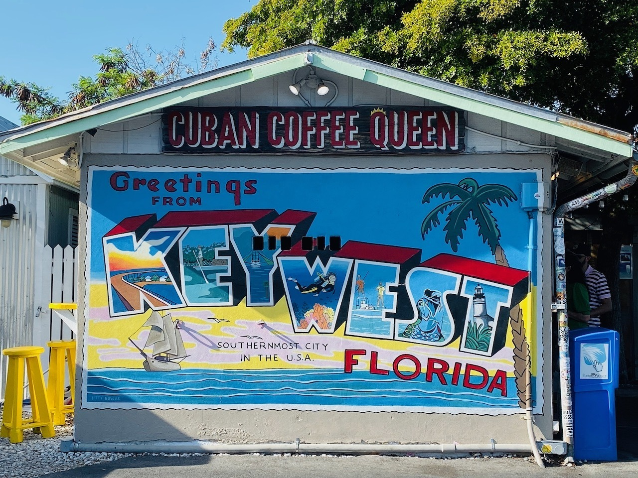 Things to do in Key West Sign Florida