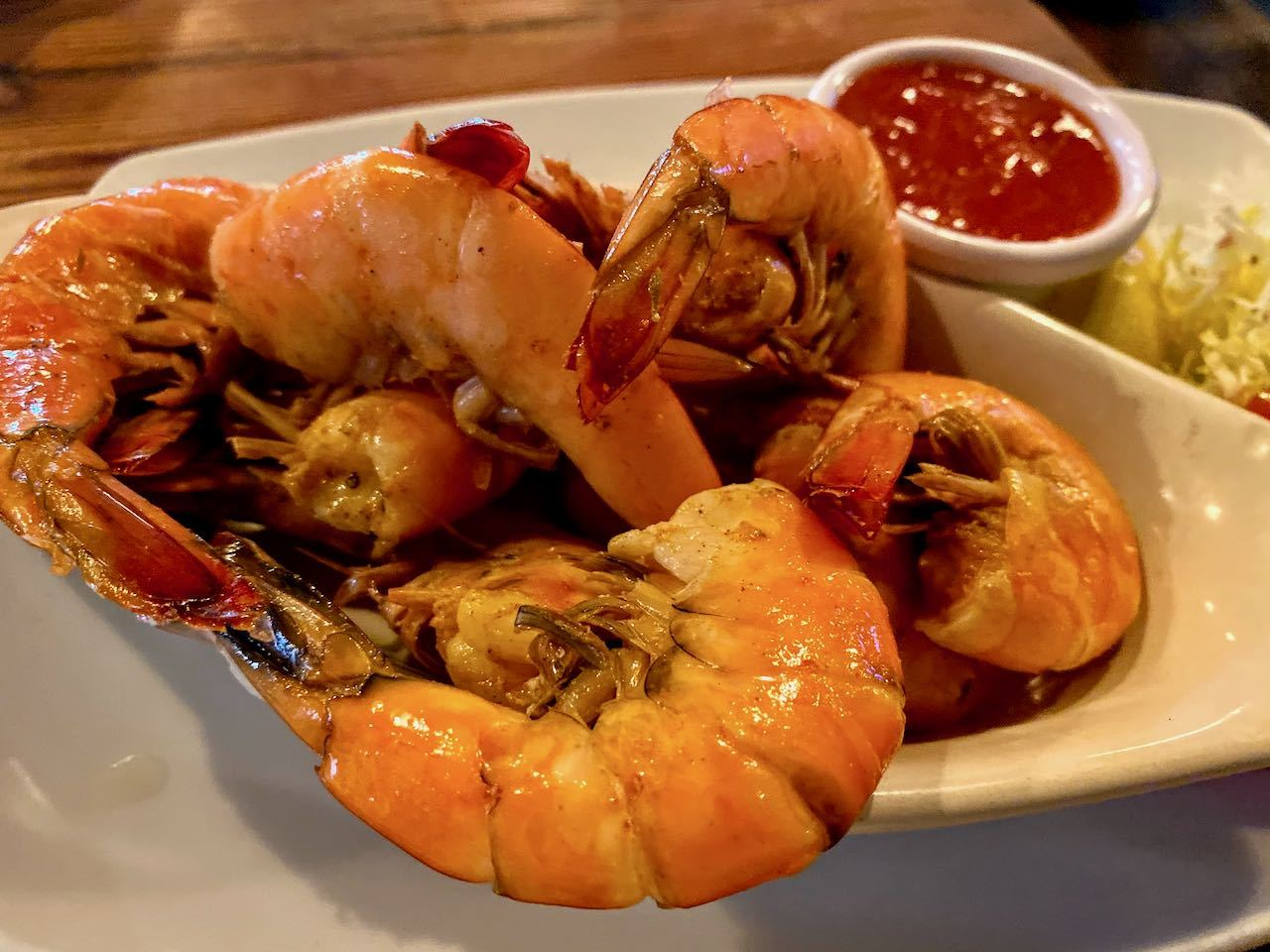 Things to do in Key West shrimp