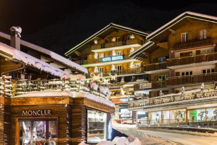 mountain hotels in verbier