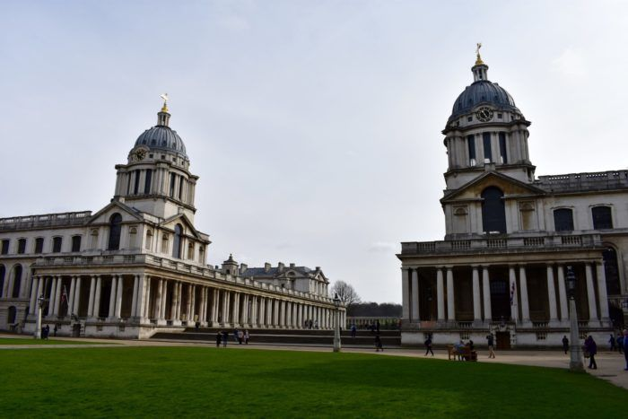 Greenwich Old Royal Naval College London