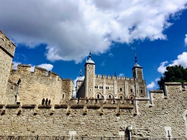 Tower of London from outside