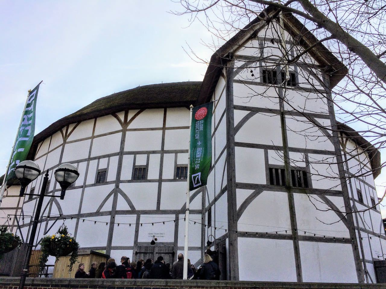 Shakespeares Globe in London