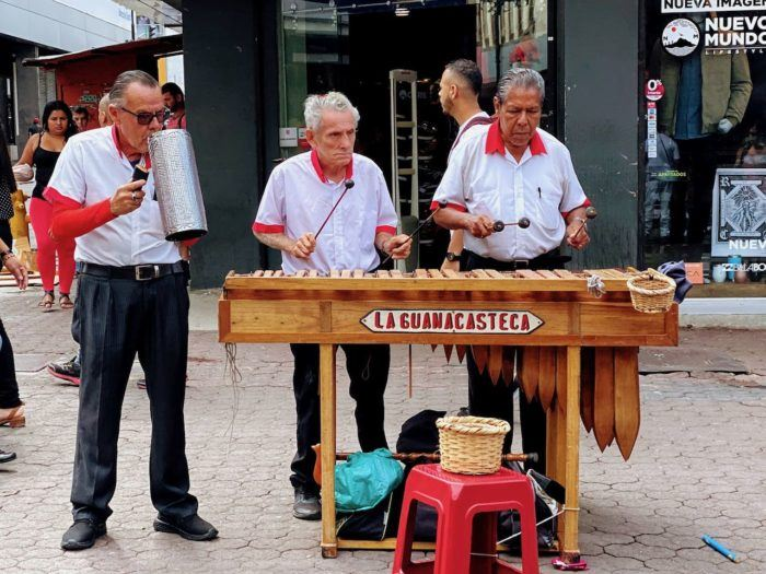 Musicians on Central Avenue