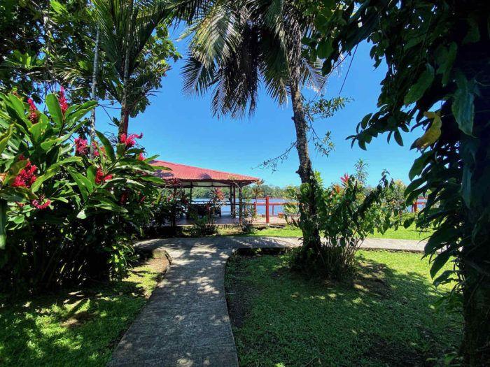 La Baula Lodge in Tortuguero National Park Costa Rica
