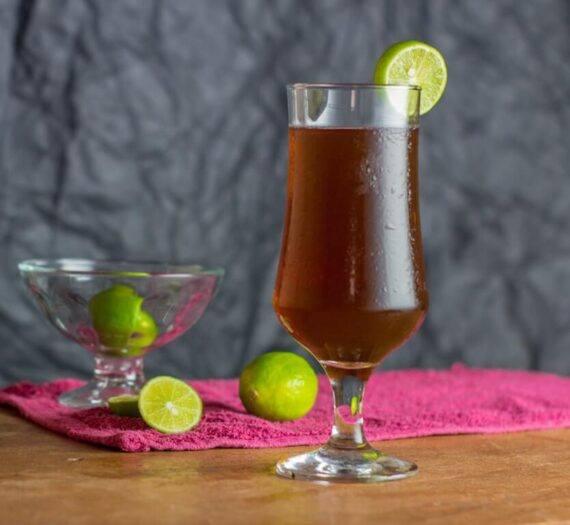 Long Island Iced Tea Tequila Cocktail