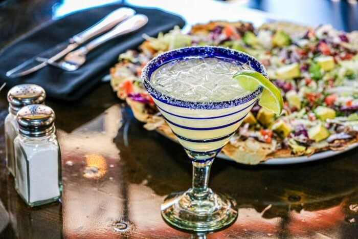 Margarita Tequila Cocktail