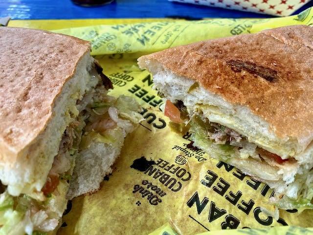 cuban coffee queen cuban sandwich in key west